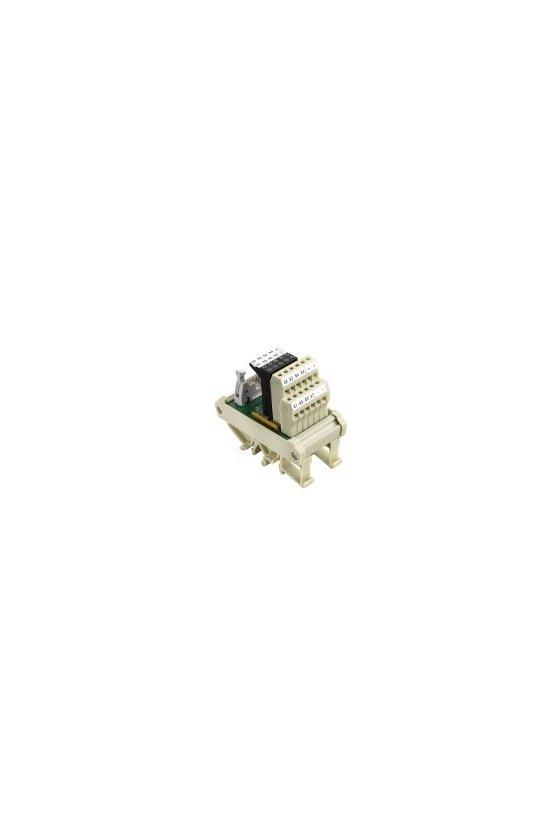8252010000 Módulos de distribución de tensión de alimentación 2 potenciales RS VERT8 LPK2