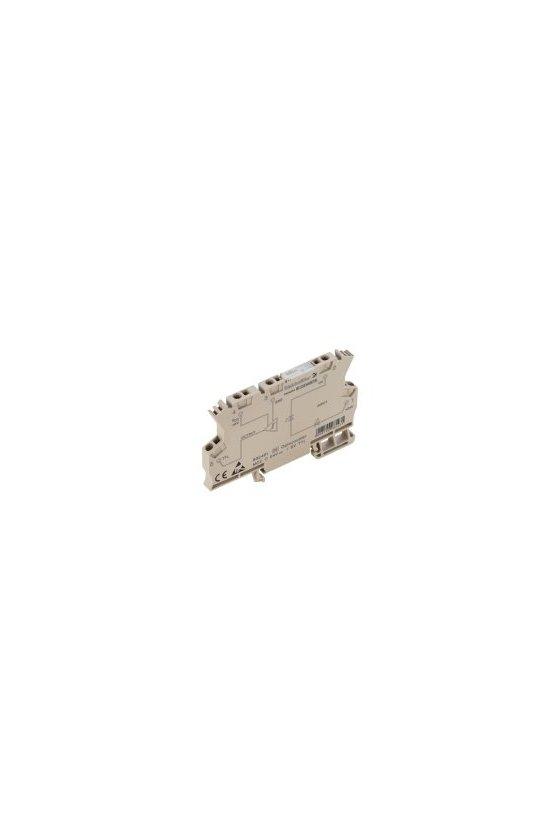 8442960000 Acopladores por relé de 6 mm de ancho Estándar con contactos chapados en oro MCZ R 24VDC 5UAU