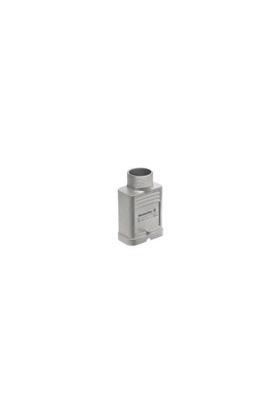1003080000  Capota, entrada del cable en la parte superior HDC HQM TOLU 1PG21