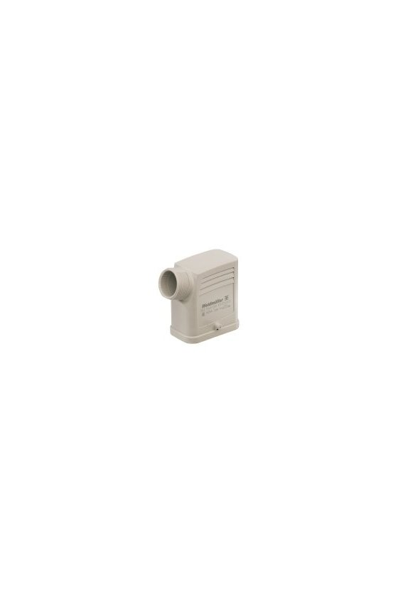 1003090000 Capota, entrada del cable en la parte lateral HDC HQP TSLU 1PG16
