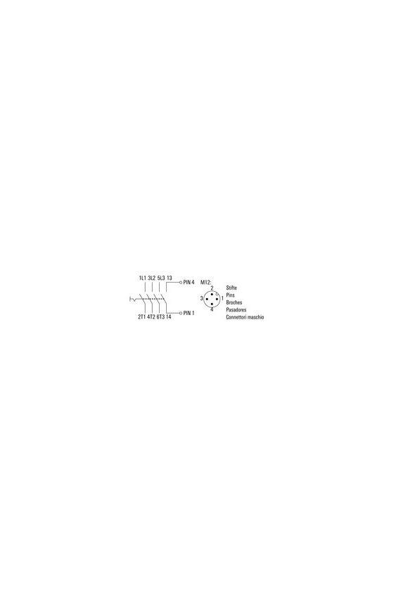 1003260000 Distribuidor para bus de alimentación IP65 con interruptor de control FP Box ON/OFF