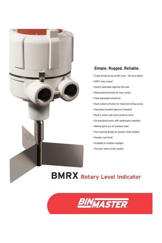 730-0503 Indicadores de nivel rotativo BMRX