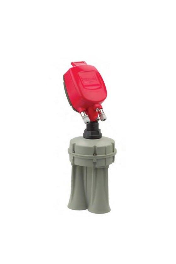 730-0646 Sensor de nivel acústico para sólidos o líquidos 4-20mA  3DLS-RL