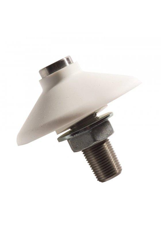 730-0390 Almohadilla de silicona moldeada con eje SS AIRBRATOR-SILICONE