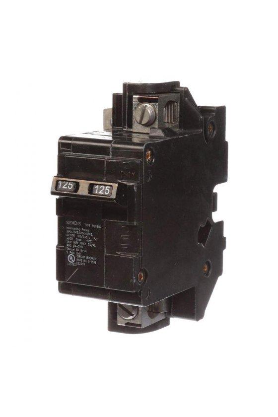 MBK125A Disyuntores residenciales de bajo voltaje