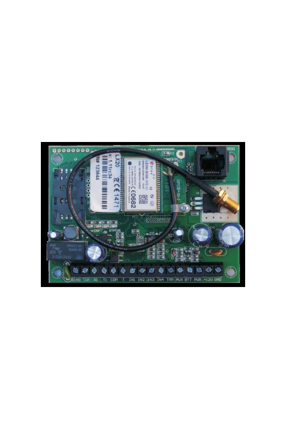 Transmisor universal GPRS LX20S