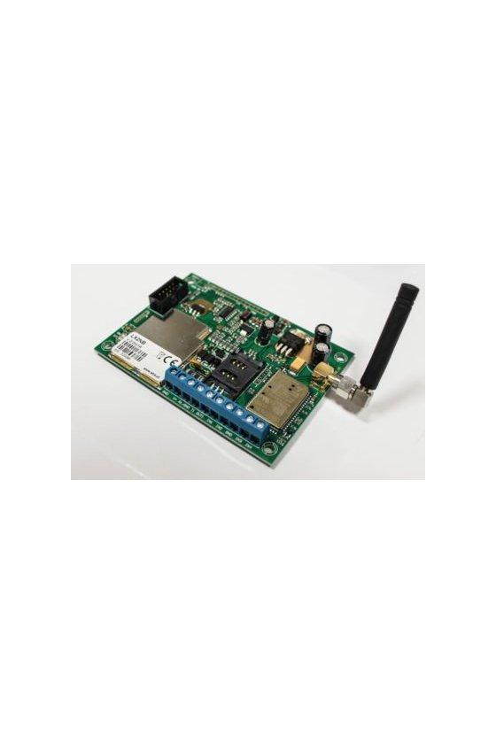 Transmisor GPRS con modem...