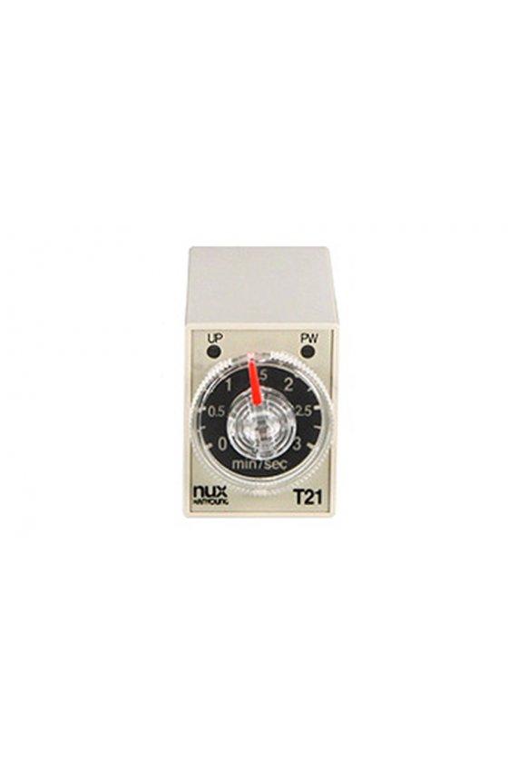 Temporizador análogo mini de sincronización múltiple T21-14A20