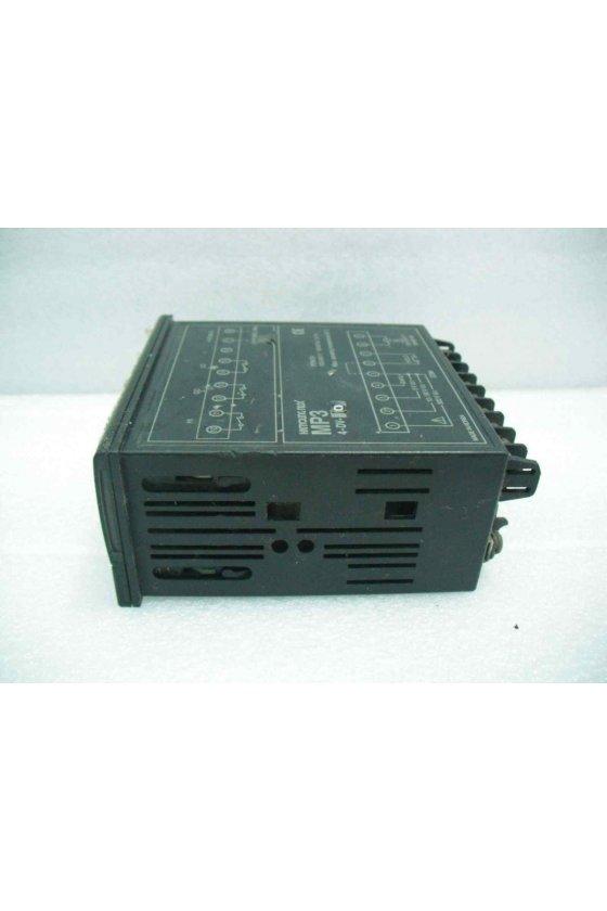 Multímetro digital (dimensión: 96 × 48 ㎜) Amperímetro DC (DC) Relé (HI, GO, LO) MP3-4DA1A