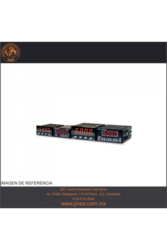 Multímetro digital AC voltimetro (RMS) Relé (HI, GO, LO), salida del valor medido (4 - 20 ㎃ DC) MP3-4AVR0A
