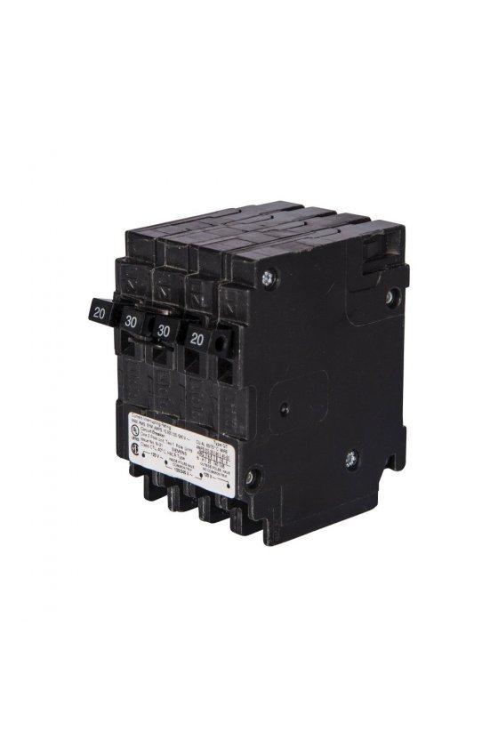 Q21520CT Disyuntores residenciales de bajo voltaje de Siemens