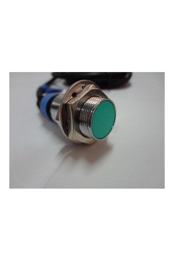 Sensor de proximidad de tipo inductivo,  Tipo redondo Ninguno Escudo UP18-RD8NA