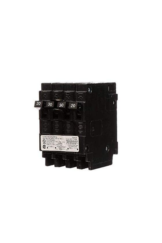 Q22050CT Disyuntores residenciales de bajo voltaje de Siemens