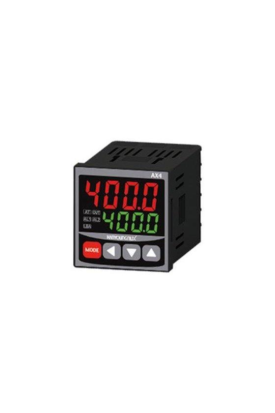 Control de temperatura  96x48mm control de rampa,  entrada universal ,pt100,de1-5vcd,-10-20mV NX-302