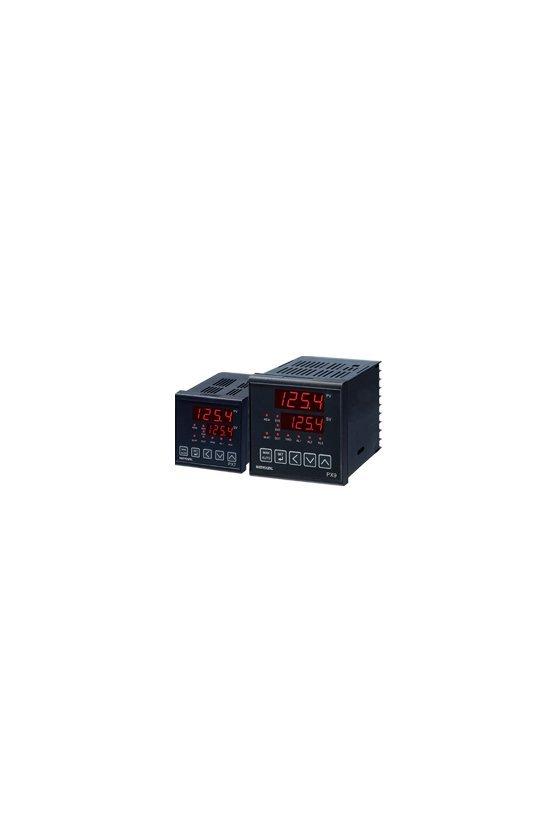 Control de temperatura digital 96x96mm entrada universal salida a Relay 1NA+NC  PX-900