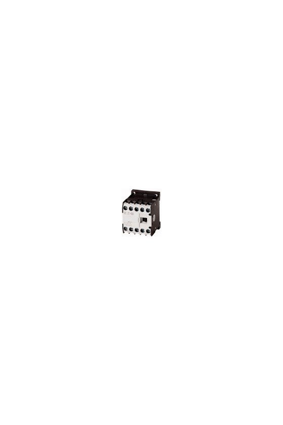 10042 Relé de contactor, 24 V DC, N / O - Normalmente abierto: 2 N / O, N / C -Normalmente cerrado: 2 NC DILER-22-G (24VDC)