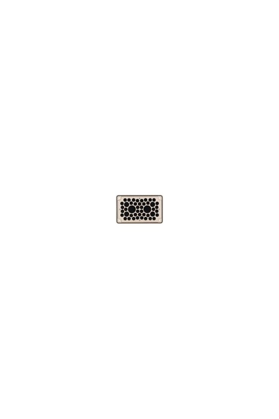 10145 Placa de brida, IP54_x, material aislante, 40xD - 10-13 mm + 4xD17-21mm + 2xD - 27-30mm  F3A-D