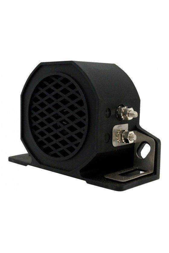 SOA1048 ALARMA DE REVERSA 10-48VDC 107dB A 1MT