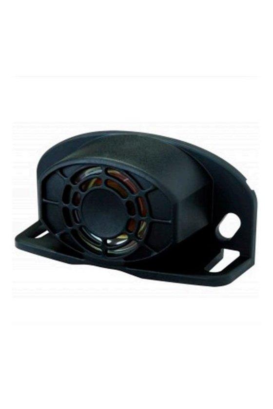 Alarma de Reversa con resistencia al polvo y rayos ultravioleta SOA1224