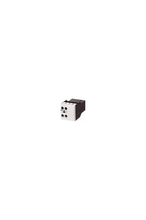 12718 Módulo de contacto auxiliar, contacto auxiliar de montaje frontal, 2 polos  DILA-XHI20