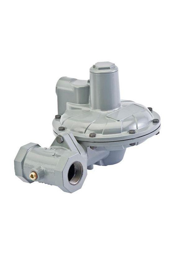 Regulador 11/2 orif 1/4 rgo 1-2  psi max 125 psi 4600 scfh CS400IR-3H-C7