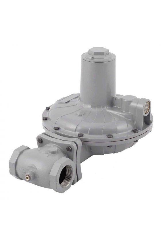 Regulador para gas de 2 in  orif 1 in  rango CS800214-301