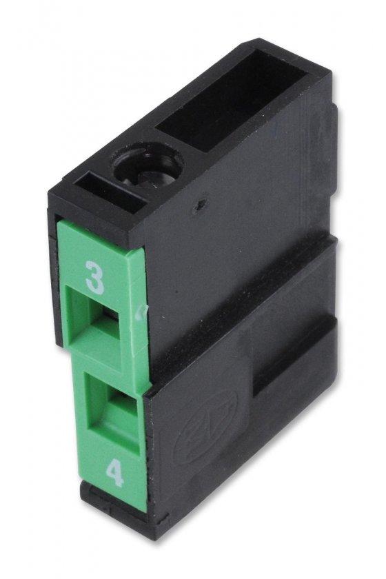 28100 Adaptador de tornillo, para elemento de contacto 1N / O, RMQ16  SRA10