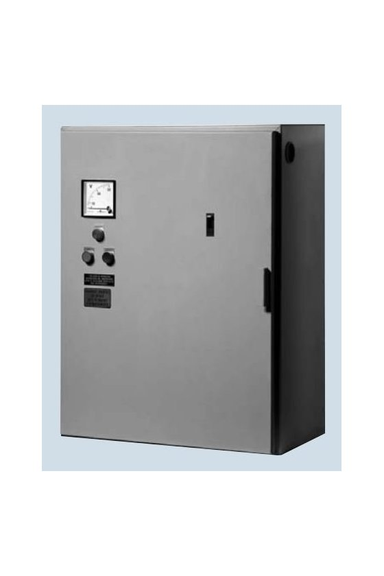 3RE54312GA429AR6 Arrancador a tensión reducida tipo K981 25 - 30HP 440V AC