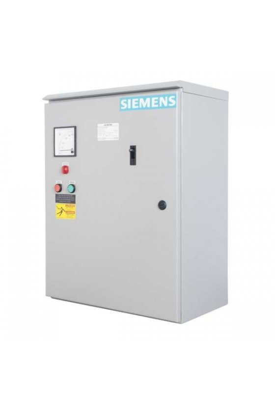 3RE54513HA489AR6 Arrancador a tensión reducida tipo K981 125HP 440V AC