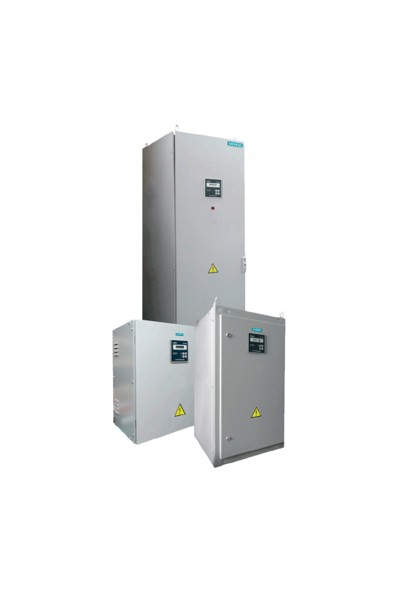 BFT100480 Banco de condensadores con interruptor automático carcasa metálica diseño mexicano