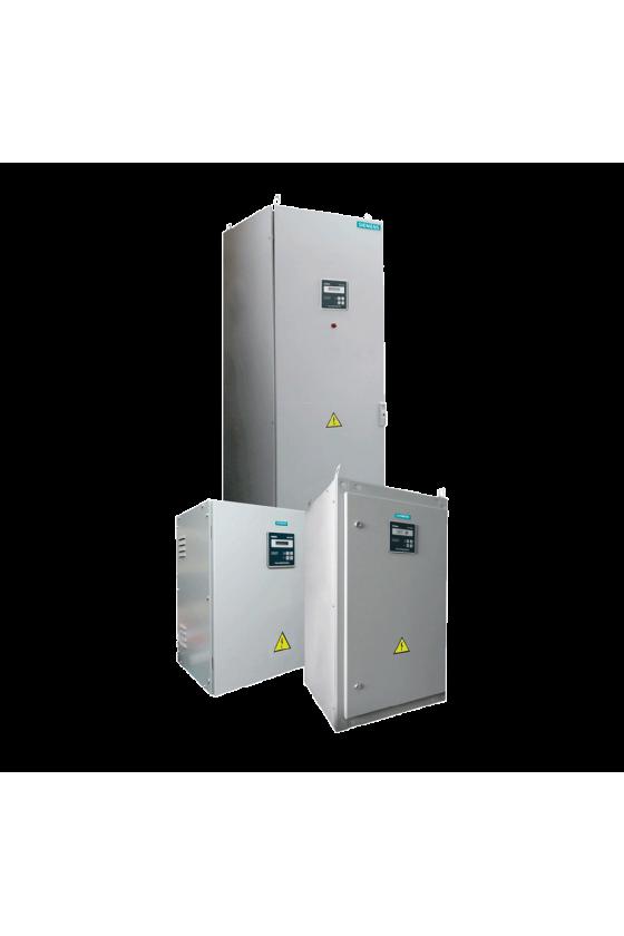 BFT800480 Banco de condensadores con interruptor automático carcasa metálica diseño mexicano