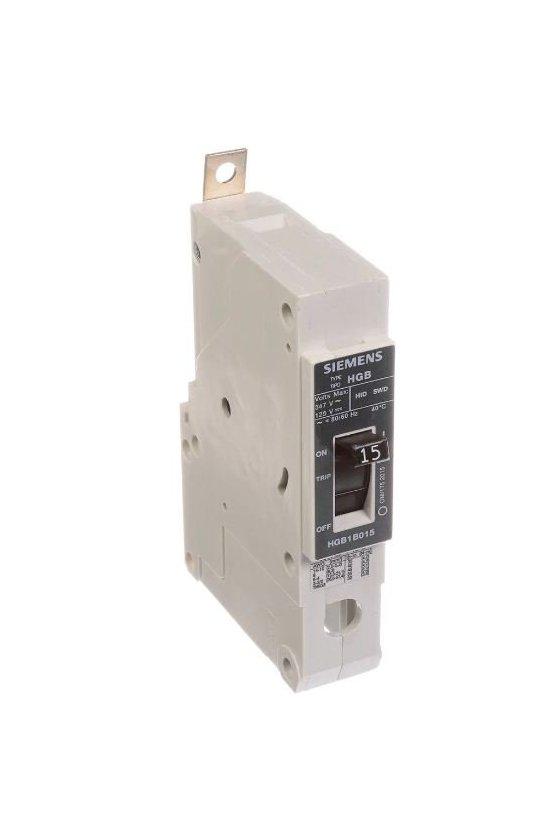 HGB1B050B Interruptor de circuito de marco g de bajo voltaje siemens con interruptor de marco g con térmico