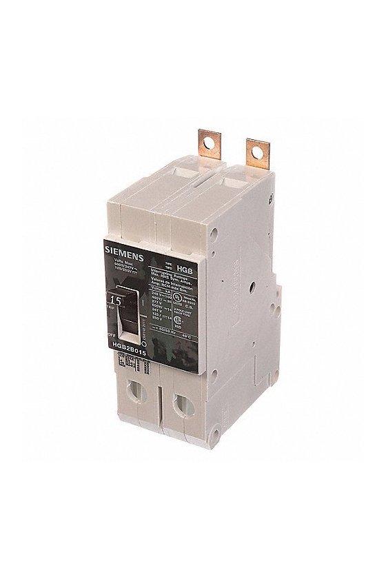 HGB2B015B Interruptor de circuito de marco g de bajo voltaje siemens con interruptor de marco g con térmico