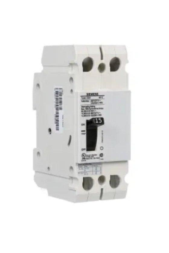 CQD260 Interruptores automáticos de caja moldeada de bajo voltaje de Siemens