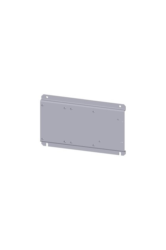 3RA19622F Placa base para montaje de combinación de tres contactores