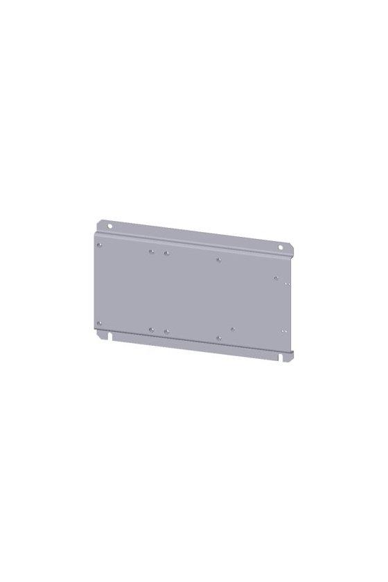 3RA19722F Placa base para montaje de combinación de tres contactores