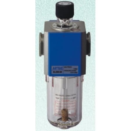 """GL600-20 Lubricador 3/4"""" vaso de metal"""