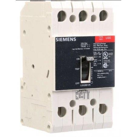 LGB3B020B Interruptor de circuito de marco g de bajo voltaje siemens