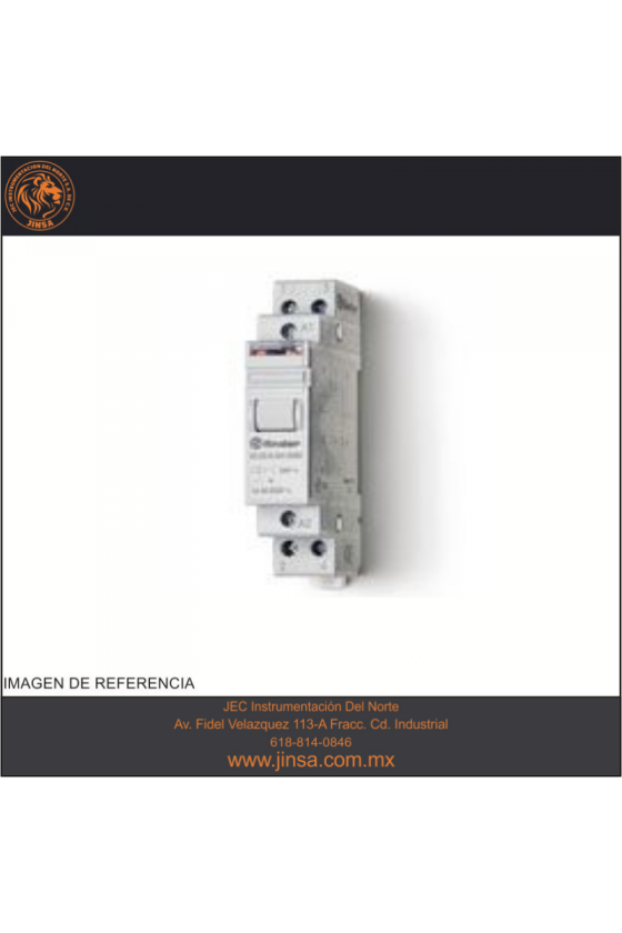 20.23.9.024.0000 Series 20 - Telerruptores modulares 16 A