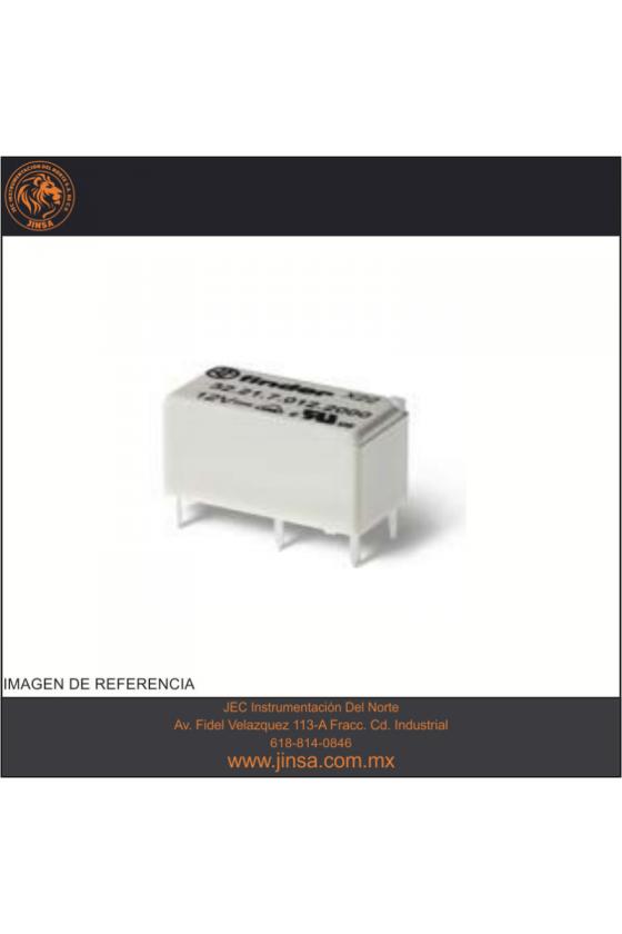 32.21.7.024.2000 Series 32 - Mini-relés para circuito impreso 6 A