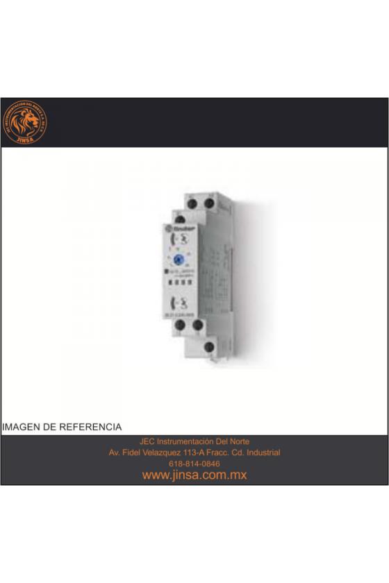 80.71.0.240. Series 80 - Temporizadores modulares 1 - 6 - 8 - 16 A