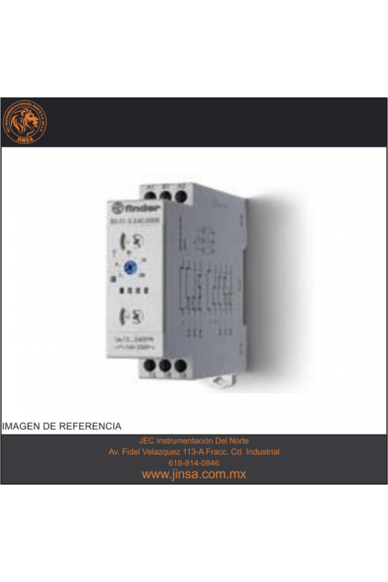 83.02.0.240.0000 Series 83 - Temporizadores modulares 16 A