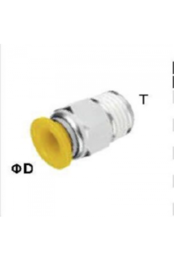 EPC0601P-A CONECTOR RECTO...
