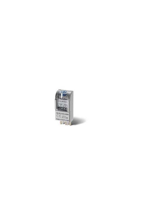 86.30.0.024.0000 Series 86 - Módulo temporizador