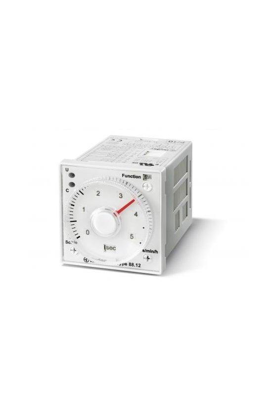 88.12.0.230.0002 Series 88 - Temporizador enchufable 5 - 8 A