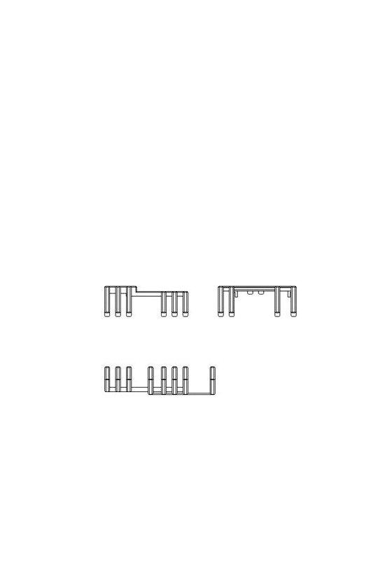 3RA2913-3DA2 Parte superior del módulo de cableado para el conjunto de contactor S00