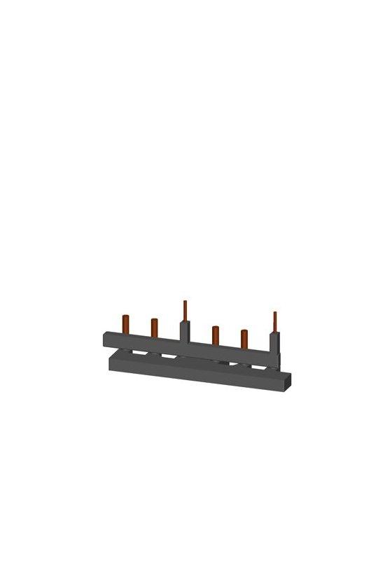 3RA2923-3EA1 Bloque de cableado inferior del módulo de cableado para el tamaño del conjunto de contactor S0