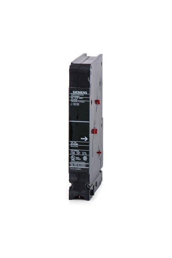 S01ED60 Accesorio interno interruptor de circuito sentron de bajo voltaje siemens
