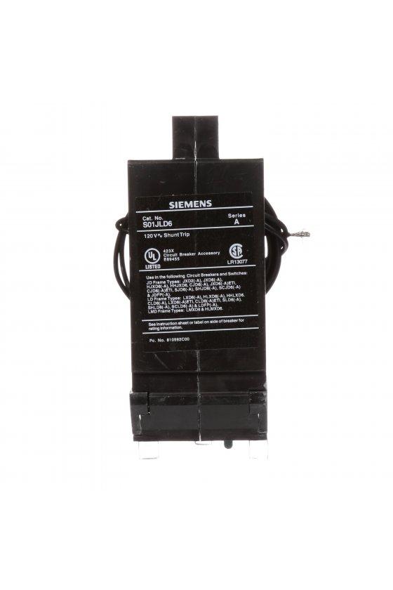 S01JLD6 Accesorio interno interruptor de circuito sentron de bajo voltaje siemens