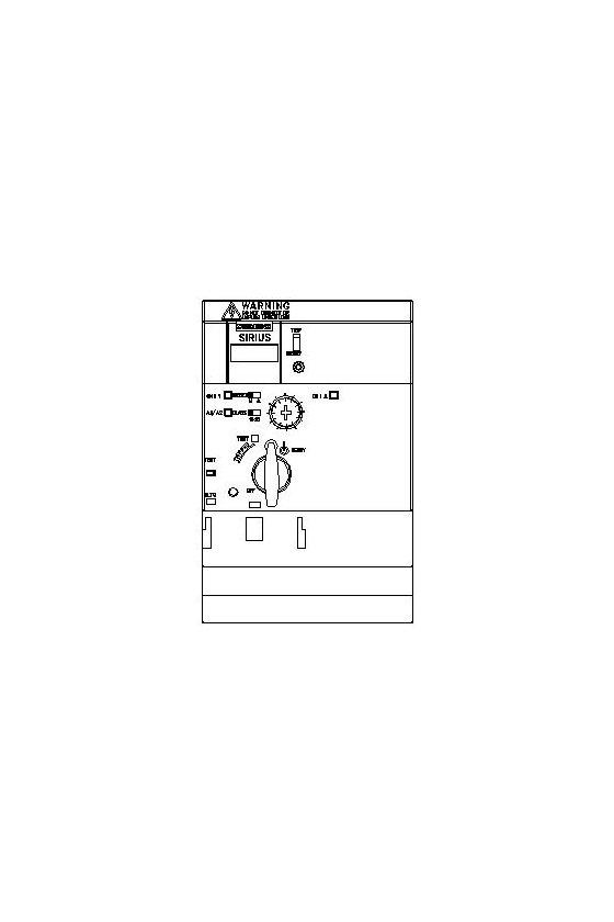 3RA6250-1AP33 Arrancadores reversibles 3RA62, Alimentador de carga compacto SIRIUS 690 V